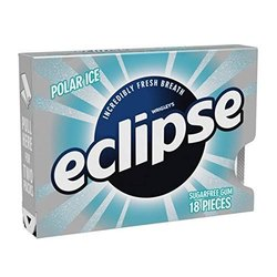 Eclipse Polar Ice Chewing Gum