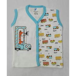 Sleeveless Baby Boy T-Shirt