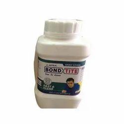 Liquid Fast-Set Epoxy Adhesives Bondtite Fast Clear Epoxy Adhesive