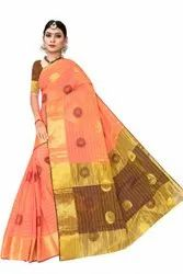 Cotton Butta Sarees