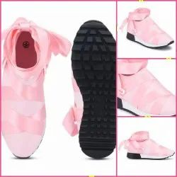 Blush Sneakers for Women