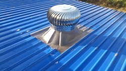 Stainless Steel Turbo Ventilators