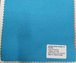 100% Polyester Micro Honeycomb 140 GSM