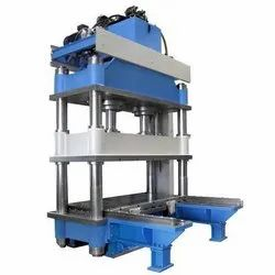 Double Action Hydraulics Press