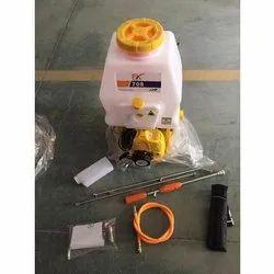 Swastik 708 Power Sprayer, For Spraying, Capacity: 5-8L