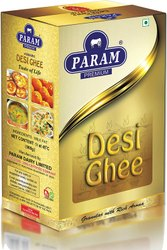 Desi Ghee Packaging Boxes