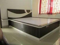 Sheesham Modern KF-WMB-1 Wooden Bed