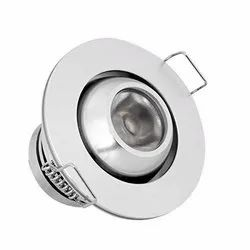 1W Round LED Downlight