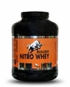 2 Kg Muscle Building Nitro Whey, Milk Chocolate Bullish Supplements