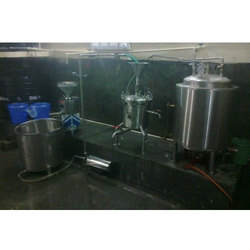 Semi Automatic Soya Milk Making Machines