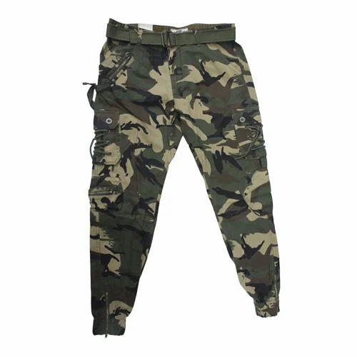 Men Cotton Camouflage Cargo Pants 6d8d5c7ac42