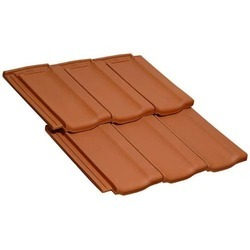 Modula Clay Roof Tile