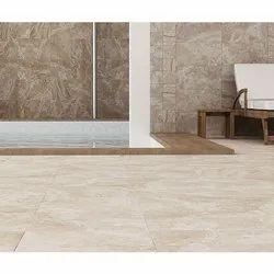 Digital Polished Ceramic Floor Tile, Thickness: 12 - 14 mm, Size: Large