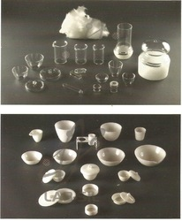 Laboratory Silica And Quartz Ware