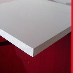 Libero White PVC Sheets, Thickness: 5 MM TO 18MM, Size: 8X4