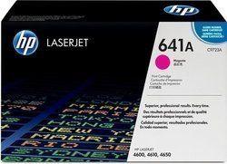 HP C9723A 641A Magenta Toner Cartridge