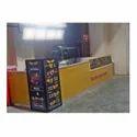 Kiosk Food Cart Service