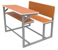 School Benches And Desks FU 207