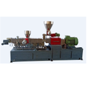 Plastic Co-rotating Screw Twin Extruder