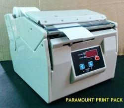 Label Dispensing Machine