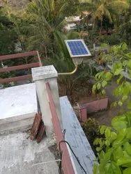 Axxelus 7w Lotus Garden Light, For Garden, Outdoor, IP Rating: IP 66