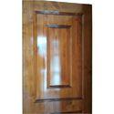 Polished Wooden Door