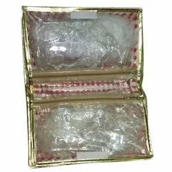 Silicon Plastic Transparent Make Up Kit Bag