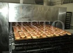 Bun Bread Making Machine