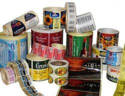 PVC Product Labels Printing Service