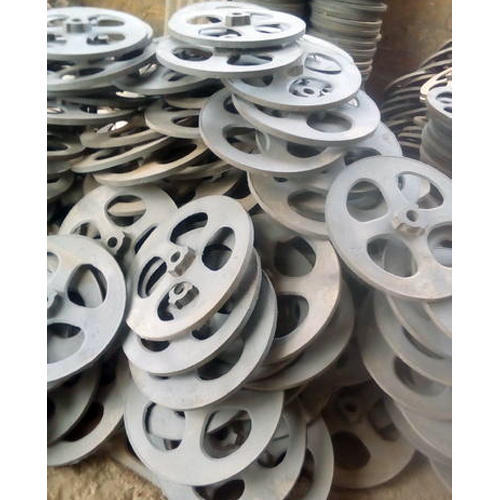 Cast Iron Wheel Casting Service