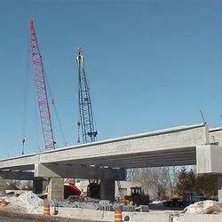 Center Line Concrete Bridge Construction Service