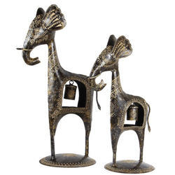 Home Decor Animal & Dancing Statue