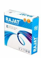 Red Rajat PVC Insulated Electric Wires