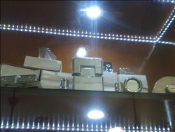 Glass Lock Set