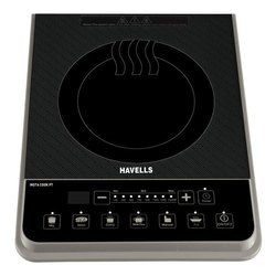 Black Havells Insta Cook PT Induction Cooker
