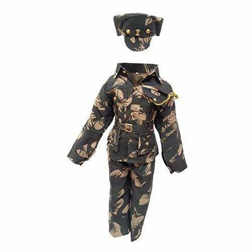 Kids Boys Army Play Costume  sc 1 st  IndiaMART & Kids Boys Army Play Costume Historical Dresses - KB Dresses Delhi ...