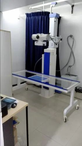 Floor Mounted Digital X Ray Machine