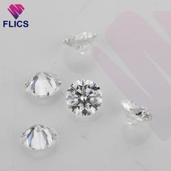 Loose  Moissanite  Diamonds