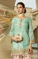 Cotton Embroidery Fancy Pakistani Salwar Suits