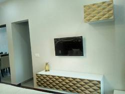 flat 3bhk ready to move at best location mohali, Size/ Area: 1350