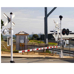 Railroad Crossing Gates