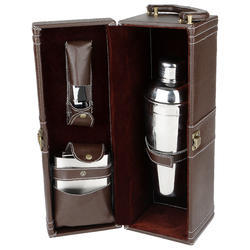 Brown - 00 Portable Cocktail Set