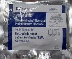 Valley Lab Neonatal Patient Return Electrodes With Polyhesive Ii E7512
