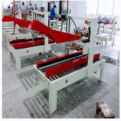 Flap Folding Carton Sealing Machine
