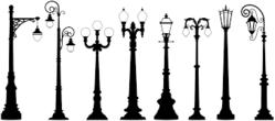 Ornamental Pole