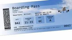 20054 Boarding Pass Paper