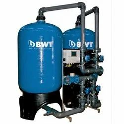 Commercial Semi-Automatic Water Softener