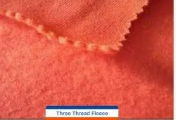 Cotton Three Thread Fleece Fabric