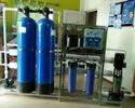 Alkaline Water Purifier Plant