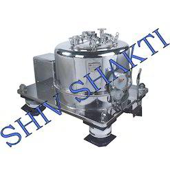 Top Discharge Type Basket Centrifuge